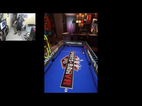 Plazethrough: Sports Bar VR April 2017 (Part 2)