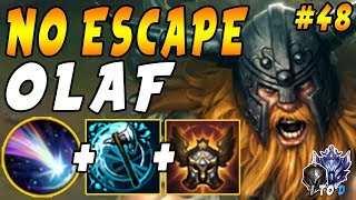 ULTIMATE CHASER Olaf TOP with Approach Velocity + Righteous Glory = No Escape! Iron 4 to Diamond #48