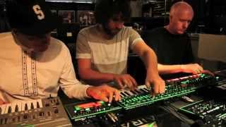 AIRA Artist First Contact — MATT EDWARDS, MATHEW JONSON, VAKULA