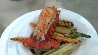 Lobster Gram (10) or (20) 4-5 oz. North Atlantic Lobster Tails on QVC