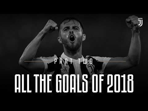 All Juventus goals of 2018: Part Two