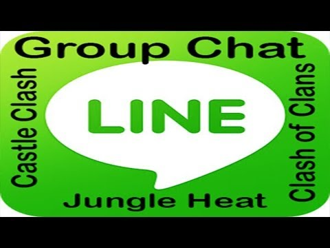 Group Chat For Castle Clash, Jungle Heat, Clash Of Clans, And Any Other Games