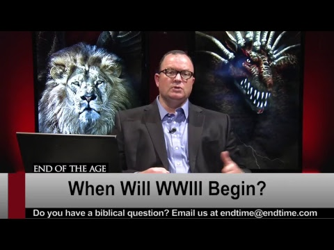 WWIII Happening Now?  Irvin Baxter  End of the Age LIVE STREAM