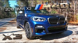 Performance Review - 2018 BMW X3 M40i