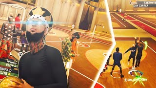 THE BEST PLAYSHOT RETURNS TO THE COMP STAGE! NBA 2K19 COMP STAGE GAMEPLAY!