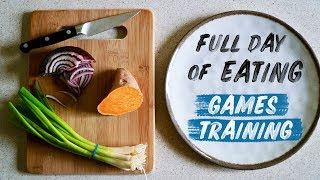 Full Day of Eating for CrossFit Games Training - Cole Sager