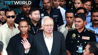 Former Malaysian PM Najib Razak arrested