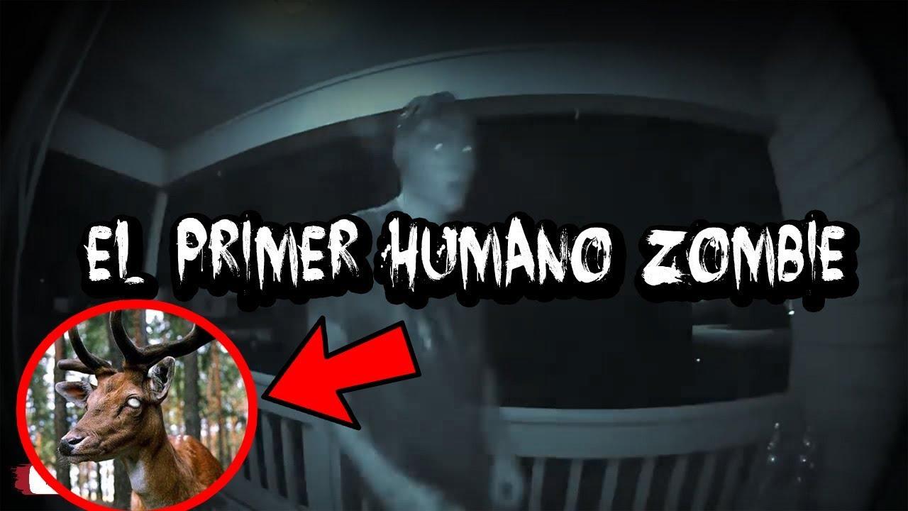 primer infectado del virus zombie