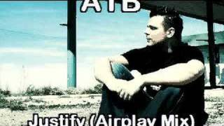ATB - Justify (Airplay Mix) (Sample)