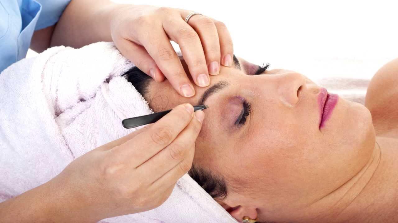 Grange Eyebrow Shaping Beauty Salon Grange Eyebrow Shaping Youtube