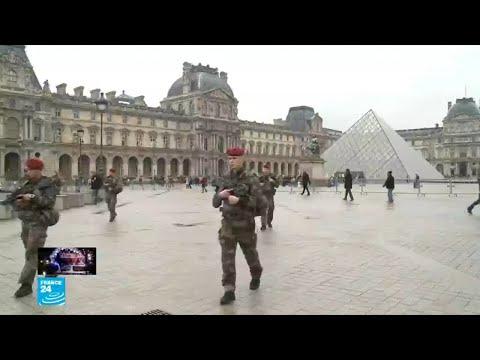 ما هي بنود قانون مكافحة الإرهاب الذي أقره ماكرون في فرنسا؟  - نشر قبل 8 دقيقة