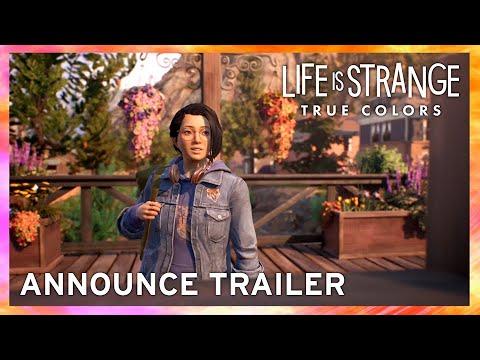 Life is Strange: True Colors   Announce Trailer