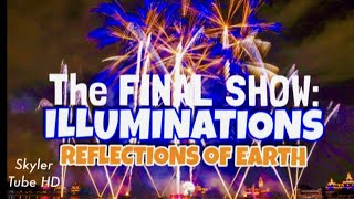 Farewell Illuminations Reflections of Earth FULL SHOW