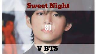 ضع السماعات و ستحس كأن تايهيونغ يغني بقربك اغنية Sweet Night