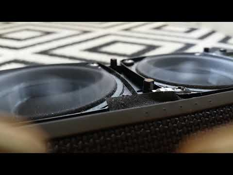 JBL Xtreme-Bass test low frequency mode