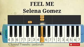 Pianika feel me selena gomez instrumental melodika