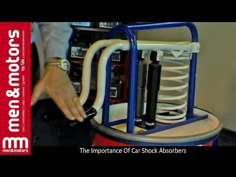 The Importance Of Car Shock Absorbers