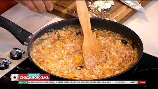 Готуємо національний турецький сніданок - менемен