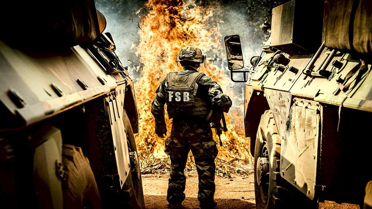 Special forces FSB Russia - 2017