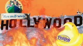 Hollywood Officially Out of Ideas: Small World & Peeps Movies Announced