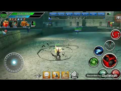 ATTACK SPEED OVER 9000?! | Avabel Online | UTol(Broken) Vs. BossMK(raven)