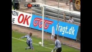 Soren Rieks - Esbjerg fb (highlights)