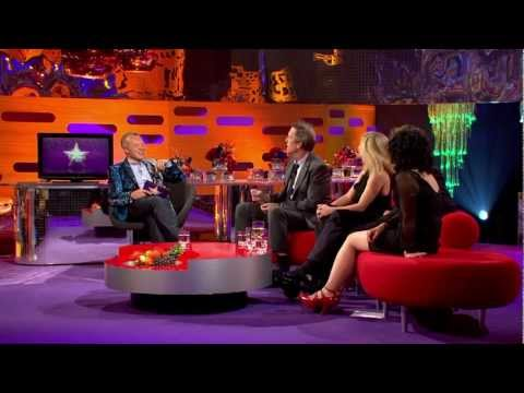Hugh Laurie on The Graham Norton  HD