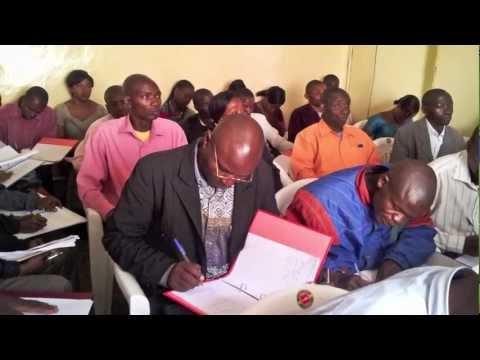 Goma Training Center Launch: Congo (DRC)