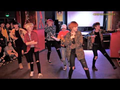 B.A.B - BTS – Fire [KPOP COVERBATTLE KRASNODAR]