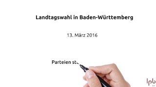 Landtagswahl -  Wie funktioniert die Wahl (Langversion)