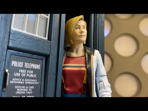 Doctor Who: Thirteenth Doctor (Pink Shirt Variant) - Action Figure Review from YouTube · Duration:  3 minutes 39 seconds