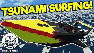 surfing-jumping-tsunamis-with-jet-boats-stormworks-build-and-rescue-gameplay-tsunami-update