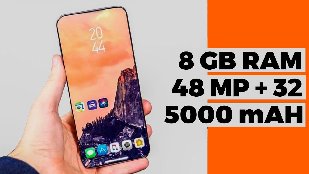 Топ 10 Лучших Смартфонов До 200$ в 2021 Году
