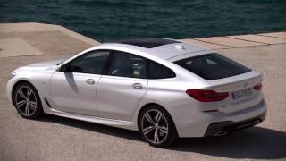 شاهد: BMW تكشف عن الفئة السادسة جران توريزمو 2018