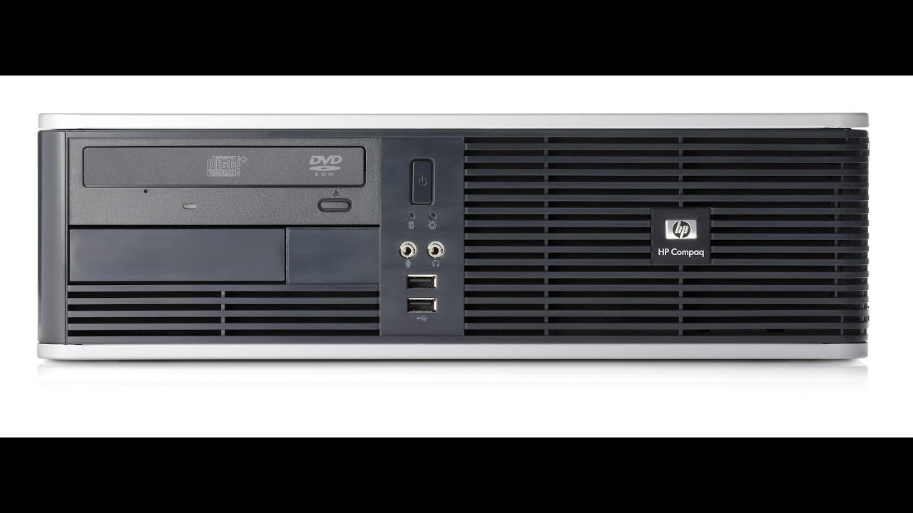 7 DC7100 HP TÉLÉCHARGER DRIVER WINDOWS AUDIO SFF COMPAQ