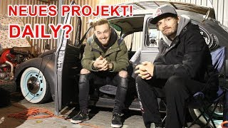 LB GARAGE - NEUES PROJEKT | Stanced VW Daily