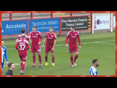 Accrington Wigan Goals And Highlights