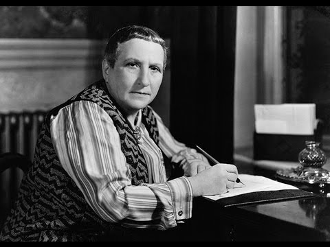 Chapter 3 - Gertrude Stein: When This You See Remember Me (1970)