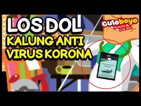 los-dol-x-kalung-anti-virus-korona-|-culoboyo---kartun-lucu