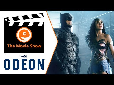 The Movie Show - #100: Justice League, Good Time + Ingrid Goes West Reviewed