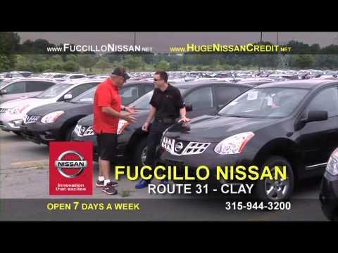 Fuccillo Nissan... Is Junior INSANE? - YouTube