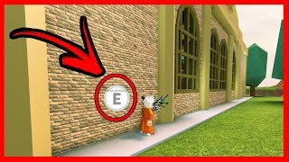 TIP TO ROB THE MUSEUM OUT AT JAILBREAK! ROBLOX