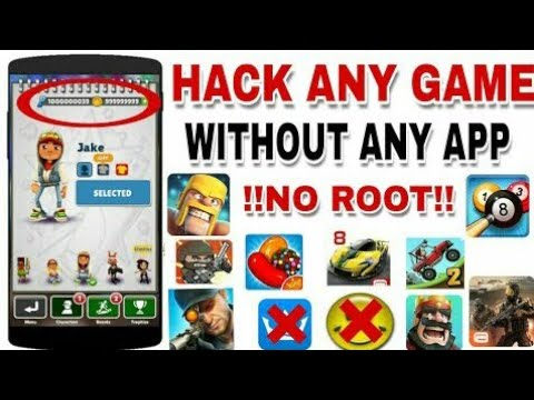 HACK GAMES WITH APK EDITOR (no root)