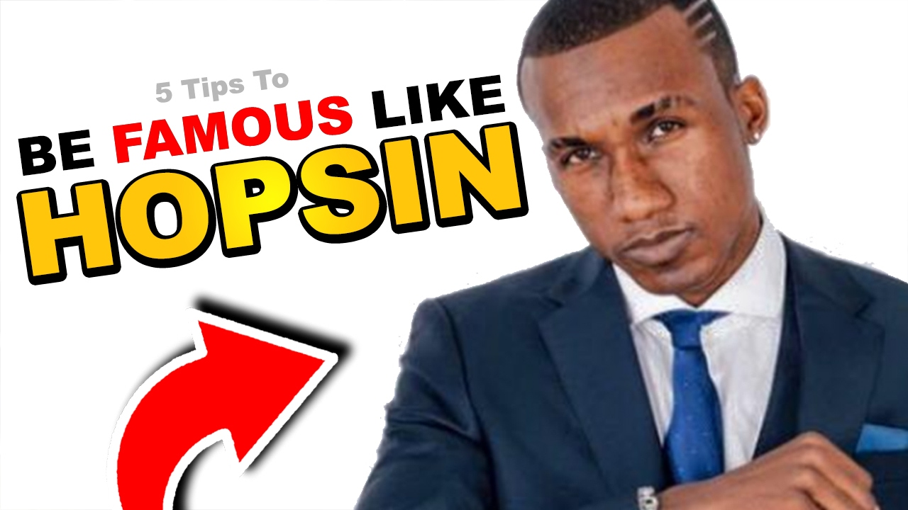 how did hopsin become famous