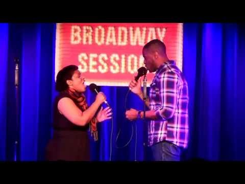 Antoine Smith and Chelsea Waller - Wheels of a Dream (Ragtime)