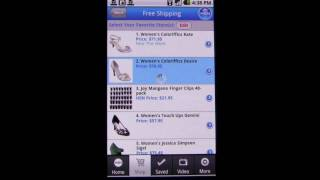 Home Shopping Network Android App Review - AndroidApps.com