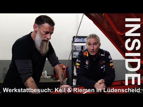 Werkstattbesuch Keil & Riemen In Lüdenscheid | Mobil 1 Werkstattprogramm | Ölwechsel | Opel Kadett C