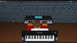 Jingle Bells Rag - Christmas Music by: James Pierpont on a ROBLOX piano.