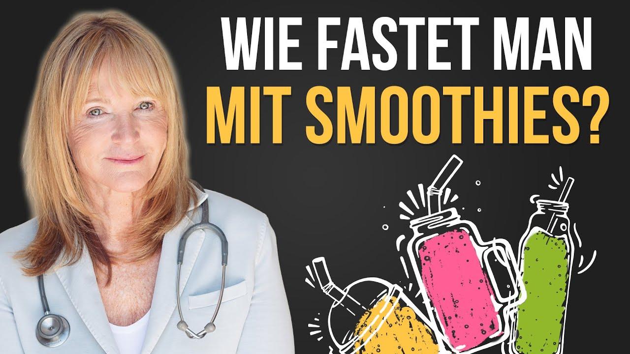 SO funktioniert Fasten mit Smoothies richtig – Starte jetzt selbst!