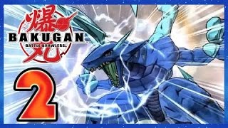 Bakugan Battle Brawlers Walkthrough Part 2 (X360, PS3, Wii, PS2) 【 AQUOS 】 [HD](Bakugan Battle Brawlers walkthrough Bakugan Battle Brawlers gameplay plathrough., 2013-04-30T23:41:43.000Z)